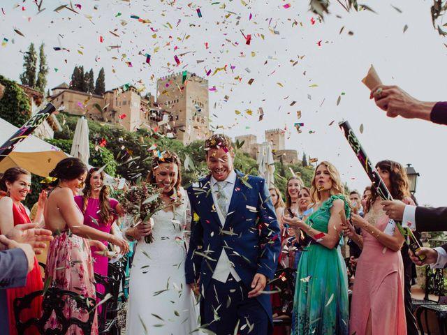 La boda de Tutu y Miriam en Granada, Granada 87