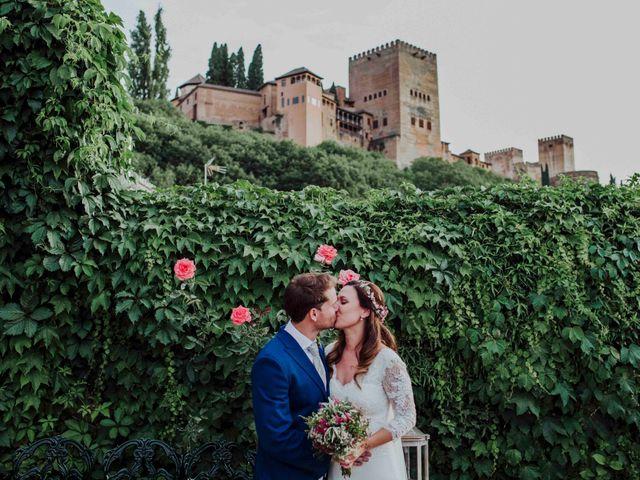 La boda de Tutu y Miriam en Granada, Granada 93