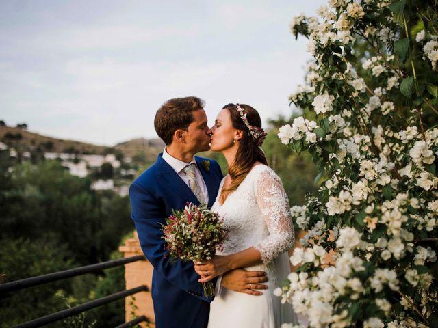 La boda de Tutu y Miriam en Granada, Granada 100