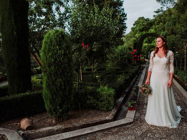 La boda de Tutu y Miriam en Granada, Granada 101