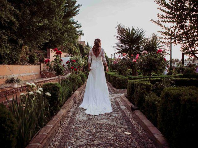 La boda de Tutu y Miriam en Granada, Granada 107