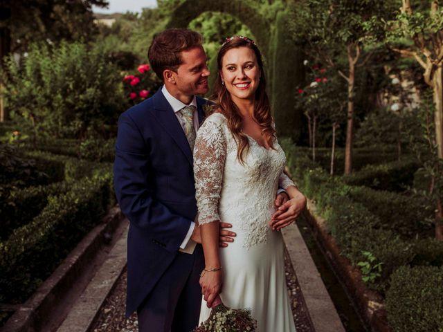 La boda de Tutu y Miriam en Granada, Granada 110
