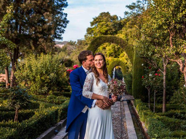 La boda de Tutu y Miriam en Granada, Granada 112