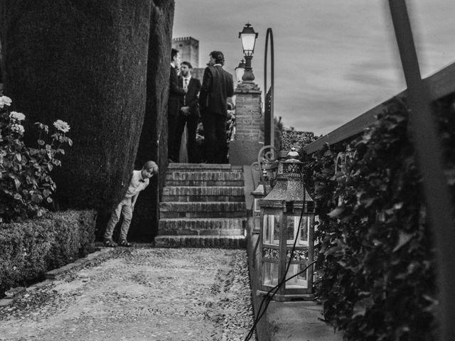 La boda de Tutu y Miriam en Granada, Granada 123
