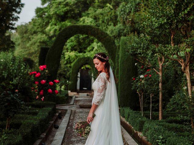 La boda de Tutu y Miriam en Granada, Granada 127