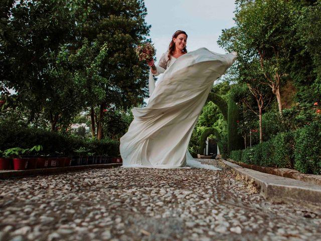 La boda de Tutu y Miriam en Granada, Granada 131
