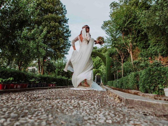La boda de Tutu y Miriam en Granada, Granada 133
