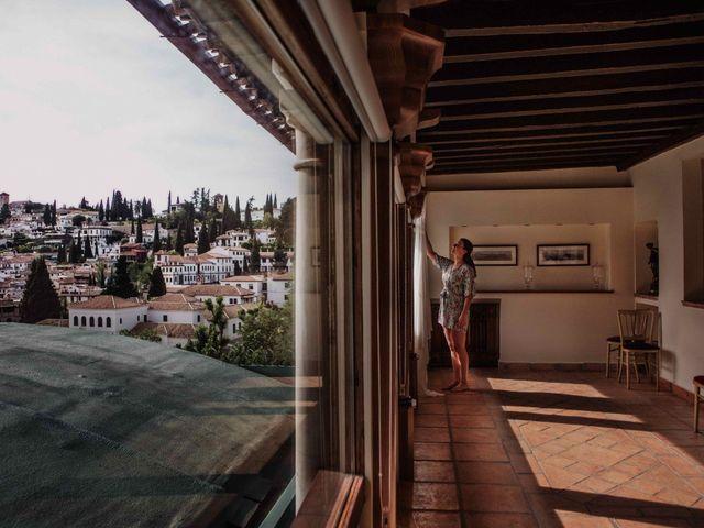 La boda de Tutu y Miriam en Granada, Granada 160