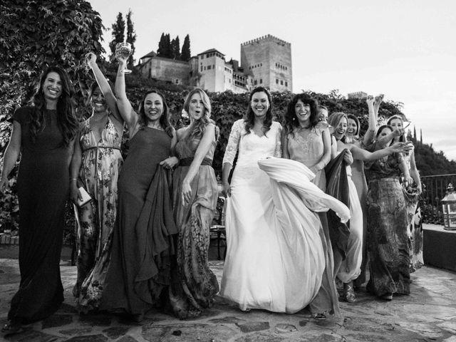 La boda de Tutu y Miriam en Granada, Granada 164