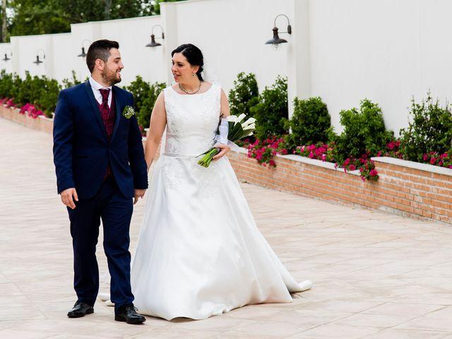 La boda de Alvaro y Rosa Maria en Cubas De La Sagra, Madrid 2