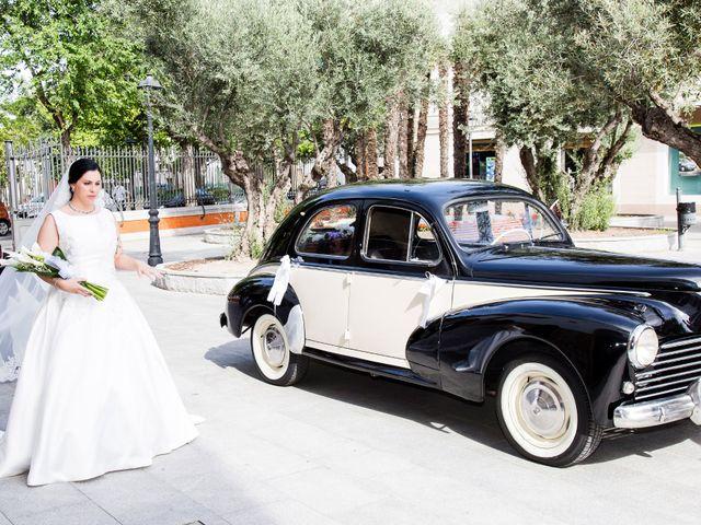 La boda de Alvaro y Rosa Maria en Cubas De La Sagra, Madrid 8