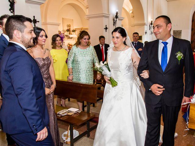 La boda de Alvaro y Rosa Maria en Cubas De La Sagra, Madrid 9