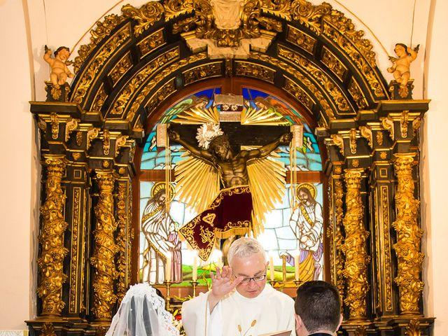 La boda de Alvaro y Rosa Maria en Cubas De La Sagra, Madrid 12