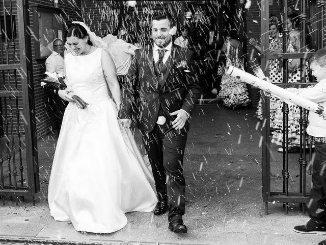 La boda de Alvaro y Rosa Maria en Cubas De La Sagra, Madrid 13