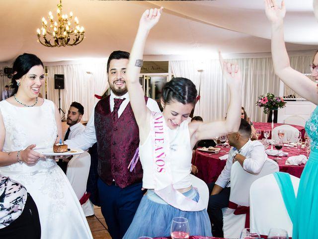 La boda de Alvaro y Rosa Maria en Cubas De La Sagra, Madrid 17