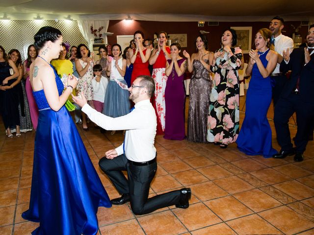 La boda de Alvaro y Rosa Maria en Cubas De La Sagra, Madrid 18