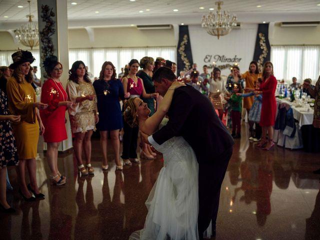 La boda de Emilio y Maria jose en Benigánim, Valencia 3