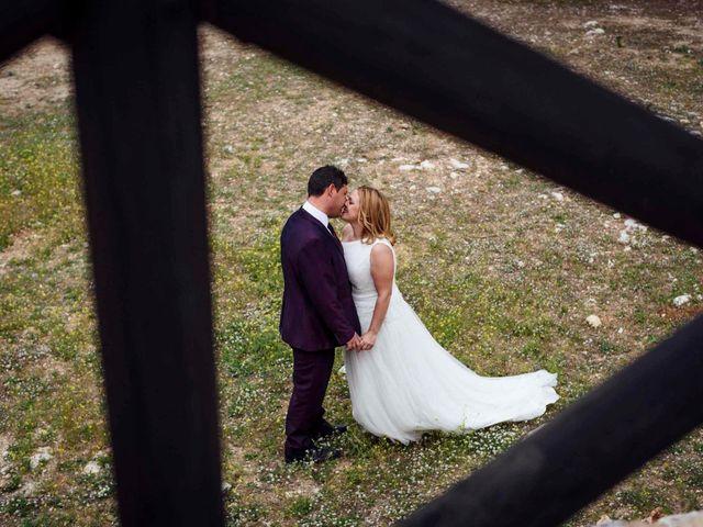 La boda de Emilio y Maria jose en Benigánim, Valencia 5