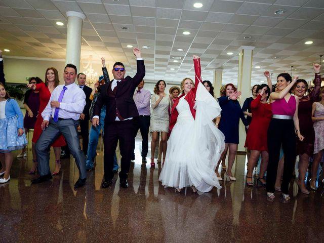 La boda de Emilio y Maria jose en Benigánim, Valencia 6