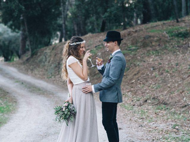 La boda de Toni y Amara en Caldes De Montbui, Barcelona 11