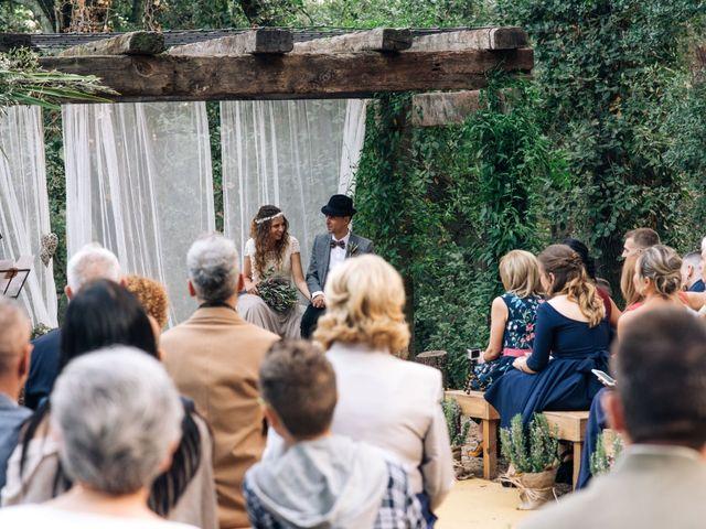 La boda de Toni y Amara en Caldes De Montbui, Barcelona 7