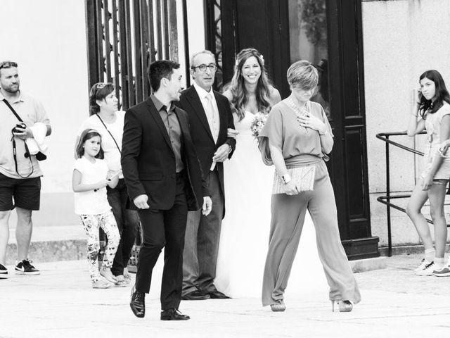La boda de Víctor y Elena en San Ildefonso O La Granja, Segovia 10