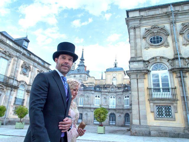 La boda de Víctor y Elena en San Ildefonso O La Granja, Segovia 11
