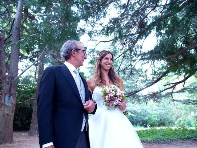 La boda de Víctor y Elena en San Ildefonso O La Granja, Segovia 14