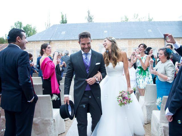 La boda de Víctor y Elena en San Ildefonso O La Granja, Segovia 16