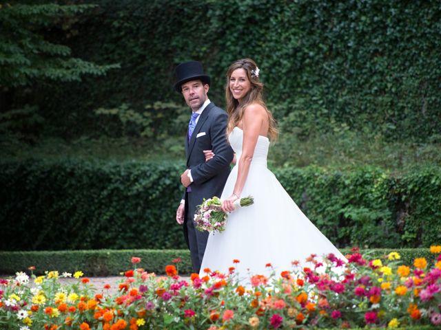 La boda de Víctor y Elena en San Ildefonso O La Granja, Segovia 18