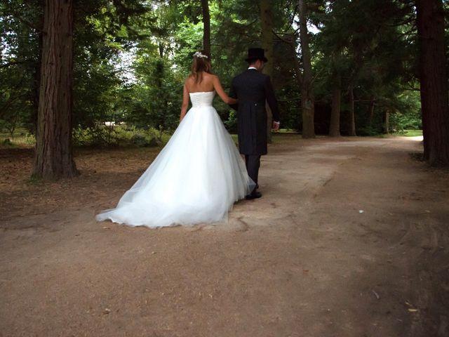 La boda de Víctor y Elena en San Ildefonso O La Granja, Segovia 25
