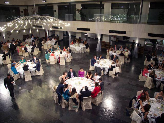 La boda de Víctor y Elena en San Ildefonso O La Granja, Segovia 27