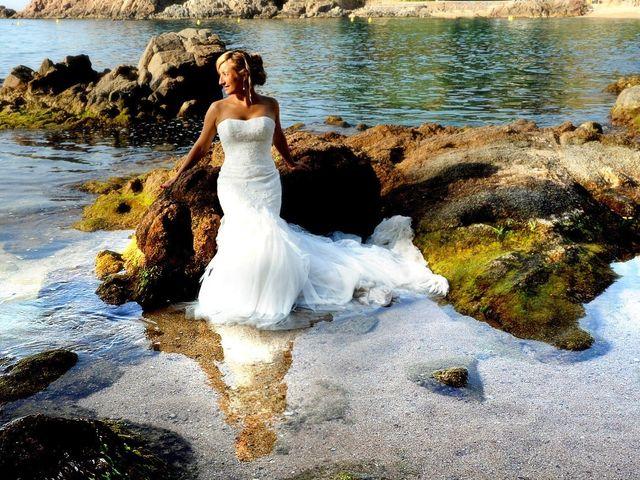 La boda de David y Alicia en Lloret De Mar, Girona 4