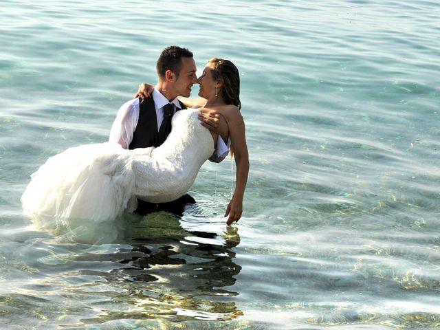 La boda de David y Alicia en Lloret De Mar, Girona 5