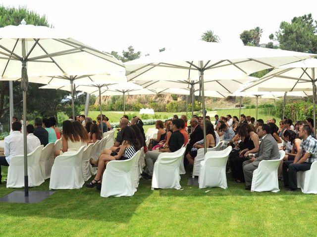 La boda de David y Alicia en Lloret De Mar, Girona 12