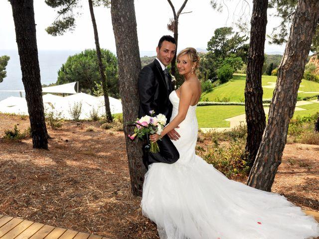 La boda de David y Alicia en Lloret De Mar, Girona 16