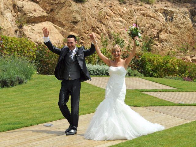La boda de David y Alicia en Lloret De Mar, Girona 23
