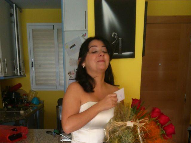 La boda de Rocío y David en Benidorm, Alicante 2
