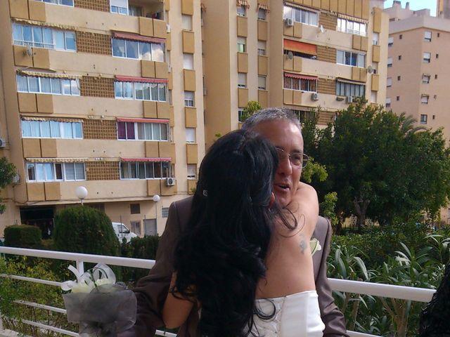 La boda de Rocío y David en Benidorm, Alicante 3