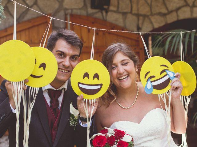 La boda de Thais y David