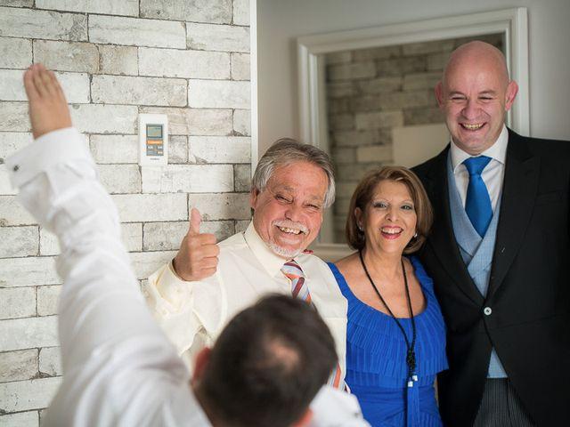 La boda de Sergio y Patricia en Madrid, Madrid 10