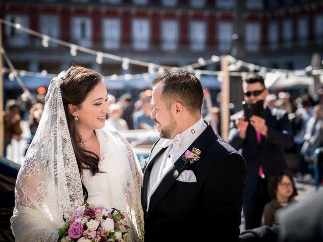 La boda de Sergio y Patricia en Madrid, Madrid 49