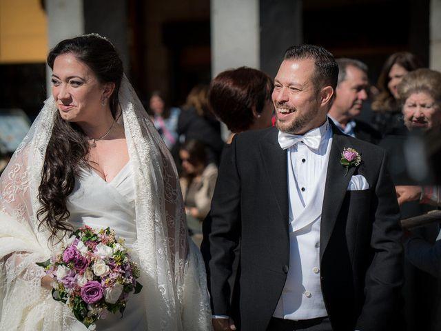 La boda de Sergio y Patricia en Madrid, Madrid 50