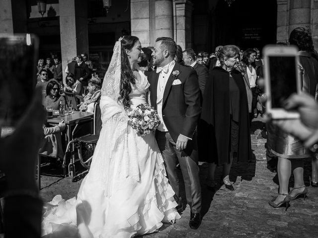 La boda de Sergio y Patricia en Madrid, Madrid 51