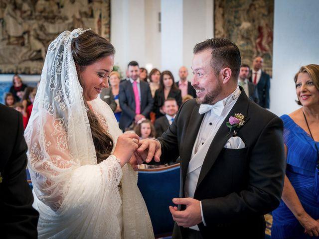 La boda de Sergio y Patricia en Madrid, Madrid 55
