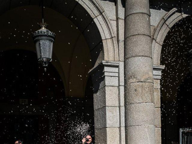 La boda de Sergio y Patricia en Madrid, Madrid 59