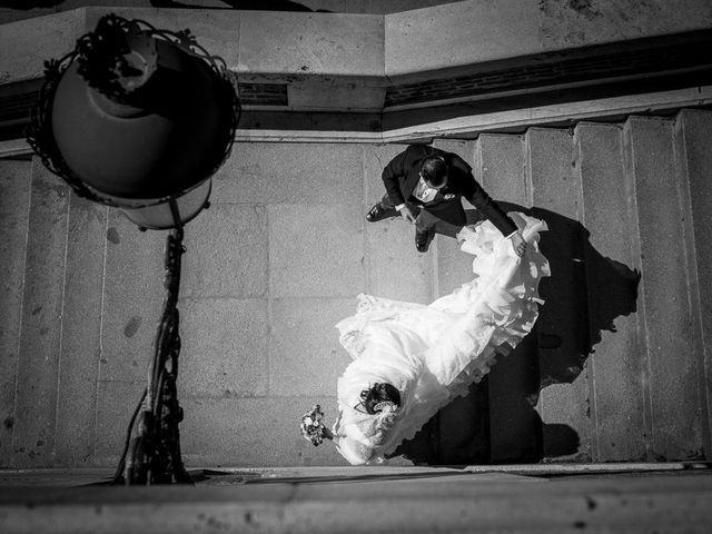 La boda de Sergio y Patricia en Madrid, Madrid 66