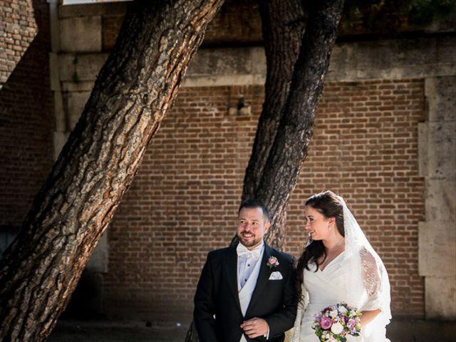 La boda de Sergio y Patricia en Madrid, Madrid 67