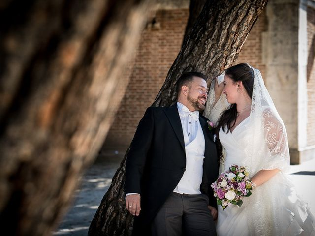 La boda de Sergio y Patricia en Madrid, Madrid 68