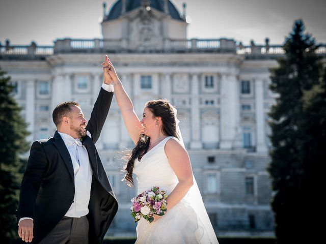 La boda de Sergio y Patricia en Madrid, Madrid 69